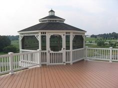 #OutdoorLiving: All About #Gazebos