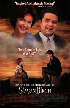 Simon Birch on DVD from Disney / Buena Vista. Staring Ashley Judd, Joseph Mazello, Oliver Platt and Dana Ivey. More Comedy, Drama and Family DVDs available @ DVD Empire. Oliver Platt, El Inolvidable Simon Birch, See Movie, Movie Tv, Movie List, Prayer For Owen Meany, Steven Johnson, The Blues Brothers, Ashley Judd