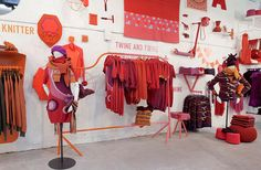 Benetton Pop-Up Store NYC 2012