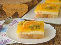 Portakal Soslu Etimek Tatlısı Resimli Tarifi - Yemek Tarifleri