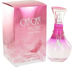 Can Can Burlesque Paris Hilton perfume - a new fragrance for women 2014