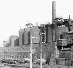 Lowther Ironworks Oldside Workington Photo c1900