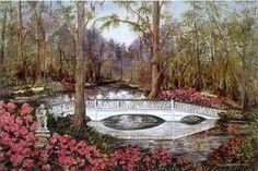 Magnolia Gardens, South Carolina