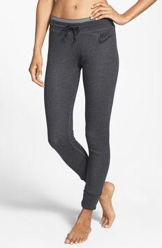 Nike slim fit sweat pants