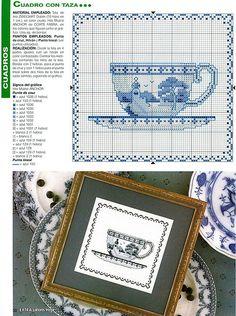 (1) Gallery.ru / Фото #50 - 174 - Yra3raza Cross Stitch Kitchen, Cross Stitch Books, Cross Stitch Bookmarks, Mini Cross Stitch, Cross Stitch Heart, Cross Stitch Cards, Cross Stitching, Cross Stitch Embroidery, Cross Stitch Designs