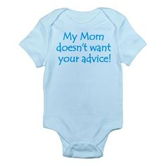 Ha!  To be worn around inlaws perhaps.