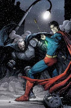 Dark Knight III Opening Panel Revealed & More Covers - Cosmic Book News