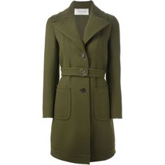 VALENTINO belted overcoat and other apparel, accessories and trends. Browse and shop 8 related looks.