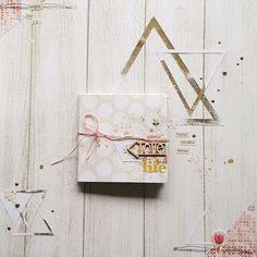 monbricascrap: mini album Love Life!