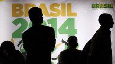 Empresas de Brasil aún no se fían del Mundial de Fútbol #Gestion