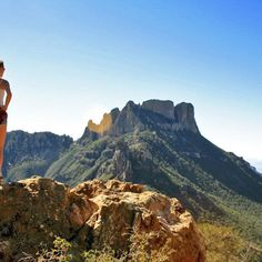 Chisos Campground, Big Bend National Park, TX      Looking for a reason to visit Texas outside of Austin? Try Chisos Campground and wake up to great views and pure mountain air. Located at well over 5,000 feet elevation in the middle of the green Chisos Mountains.