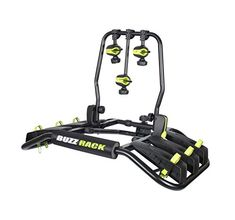 Bike Car Rack Accessories - BUZZ RACK Entourage 3Bike Platform Hitch Rack * You can get additional details at the image link.