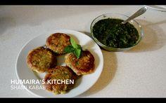 Shami Kabab (Chickpeas Lentils & Chicken Kebab) - Humaira's Kitchen