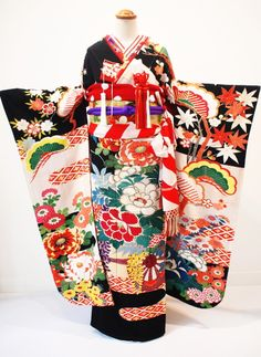 Wedding furisode from Soleil