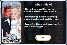 Weekend Events, Back Day, Whats New, Got Married, Free Gifts, Special Gifts, Wedding Gowns, Mystery, Dream Wedding