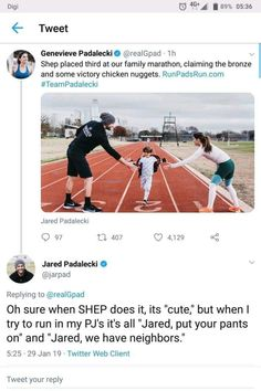Woohoo bravo Shep! And lmao Jared. Supernatural Memes, Funny Cute, The Funny, Boi, Castiel, Superwholock, Winchester, Laugh Out Loud, Jared Padalecki