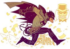 Gotham By Gaslight by Dan Hipp ★ ||