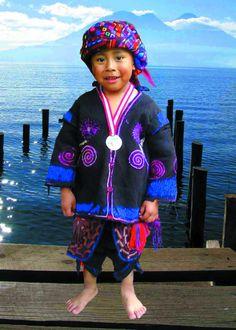 Guatemalteco de corazón. Lake Atitlan