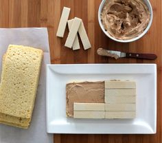 Coffee Crisp Cake Recipe 1
