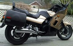 2005 Kawasaki Concours with 6500 miles