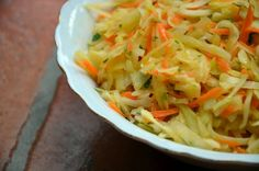 Cabbage, Vegetables, Cooking, Recipes, Fitness, Diet, Fine Dining, Salads, Kitchen