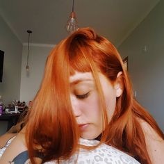 #redhair #ginger #selfie #ruivas