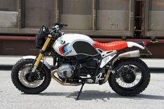 Build a Breathtaking Paris-Dakar BMW R nineT with the Luismoto Kit - Photo Gallery