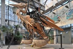 island of machines nantes - Google Search