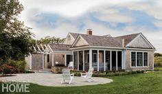 House Tour: Caroline's Chic Hamptons Beach House