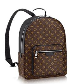 8b9e2ba78cfb Macassar Josh Backpack Mens Louis Vuitton Backpack