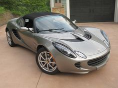 Bid for the chance to own a 2005 Lotus Elise at auction with Bring a Trailer, the home of the best vintage and classic cars online. Lotus Car, Classic Cars Online, Manual Transmission, Race Cars, Dream Cars, Rolls, British, Racing, Cars