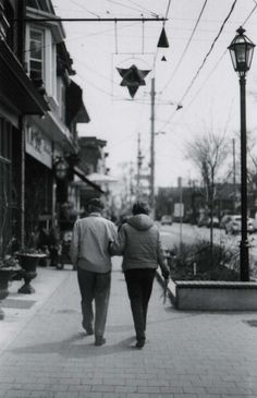 Lets go for a stroll.