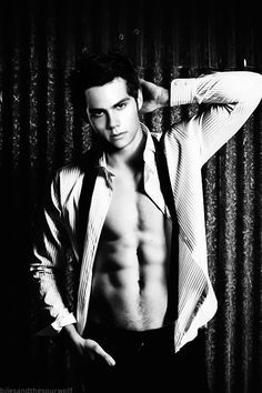 Dylan O'Brien aka Stiles. Why is he not shirtless in every episode of Teen Wolf?