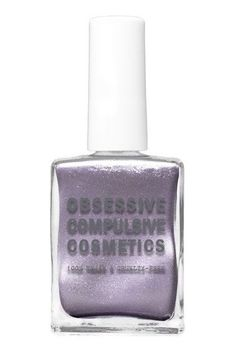 "The Top Nail-Color Trends To Try Right Now #refinery29  http://www.refinery29.com/nail-polish-trends-2016#slide-23  This lavender-hued metallic from Obsessive Compulsive Cosmetics has that special, magical shimmer that changes when it hits the light — depending on the angle, it'll veer on the silver side or end up looking a bit more lavender — and it's absolutely electric, like the name.Obsessive Compulsive Cosmetics Nail Lacquer in Electric Sheep, $10, available at <a href=""http://occm..."