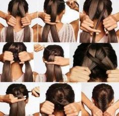 hair styles Hairstyle Love the hair Hair Style flower girl hairstyles Latest Hairstyles, Cute Hairstyles, Style Hairstyle, Creative Hairstyles, Amazing Hairstyles, Braid Hairstyles, Glamorous Hairstyles, Wedding Hairstyles, Quinceanera Hairstyles