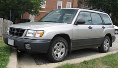 high def 2002 factory subaru forester shop repair manual