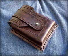 Captain America 2011 belt pouch pattern & tutorial by Rassaku, $4.00