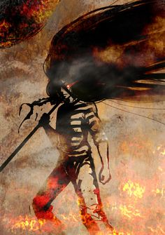 Aotsuki Ushio - Ushio to Tora - Image - Zerochan Anime Image Board Ushio To Tora, Samurai Champloo, Dark Fantasy Art, Sword Art Online, Me Me Me Anime, Manga Anime, Concept Art, Art Drawings, Beast