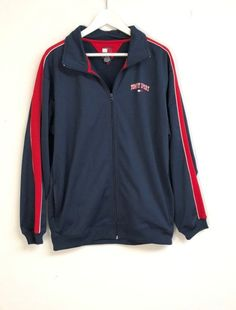 Tommy Hilfiger Tommy Sport Athletic Jacket Size XL Features 2 Front Pockets Measurements inch armpit to armpit and inches length Material Polyester Zip Front Excellent Condition- no stains or tears Sports Jacket, Jackets Online, Adidas Jacket, Tommy Hilfiger, Zip, Stains, Athletic, Pockets, Products