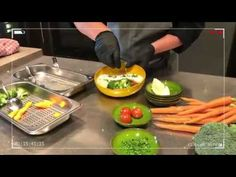 Griddle Pan, Lia, Kitchen, Youtube, Asparagus, Cooking, Grill Pan, Kitchens, Cuisine