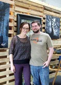 How Jenni & Mike of Happy Leaf Kombucha Turned Their Hobby Into a Business — Maker Tour: Part One