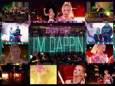 Watch...this ! #ImDappinMusicVideo from @JJJordynjones --> https://www.youtube.com/watch?v=08TrF9bwnfY…