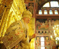 His Holiness Ecumenical Patriarch Bartholomew