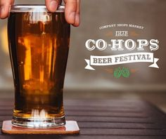 Co-Hops is just two weeks away! Join us for the biggest local beer event in Burlington! Unlimited tasting from 15 local breweries live music and more! Tickets available online and in-store!