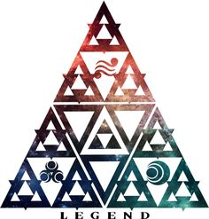 LOZ Triforce Legend Galaxy Design by on DeviantArt The Legend Of Zelda, Geek Out, Nerd Geek, Zelda Tattoo, Art Jokes, Geek Games, Galaxy Design, Kingdom Hearts, Narnia