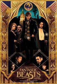 Fantastic Beasts and Where to Find Them - SOOOOOOOOOOOOOOOOOO Excited!!