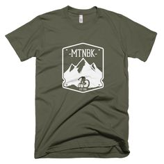 "MTNBK ""Merit Badge"" T-Shirt - Lieutenant, available on www.MTNBK.com"