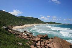 Praia da Galheta, Florianopolis