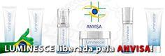 Linha Luminesce liberada pela ANVISA do Brasil – saiba mais com Team Ouro Global!
