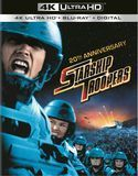 Starship Troopers [20th Anniversarty Ed.] [With Digital Copy] [UltraViolet] [4K Ultra HD Blu-ray] [1997]